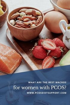 Macros seem to be the buzz word at the moment, especially with the popularity of the keto diet. But what are the best macros for PCOS? It is high carb, low fat or low carb, high fat or somewhere in between? Hazelnut Recipes, Meal Planning App, Cabbage Soup Recipes, Precision Nutrition, Pcos Diet, High Fat Diet, Pumpkin Soup, Diet Tips, Food Print