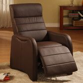Looking for Rissanti Campbell Push Back Recliner, Chocolate ? Check out our picks for the Rissanti Campbell Push Back Recliner, Chocolate from the popular stores - all in one. Small Recliner Chairs, Small Recliners, Recliner With Ottoman, Modern Recliner, Leather Recliner, Recliner Armchair, Desk Chairs, Lounge Chairs, Comfortable Living Room Chairs