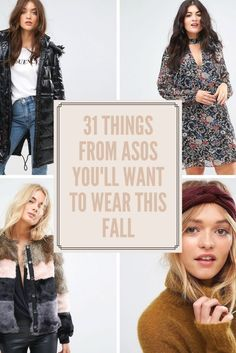 7362df511141 31 Things From Asos You ll Want To Wear This Fall