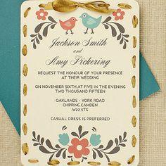 145 best diy wedding invitations images on pinterest in 2018