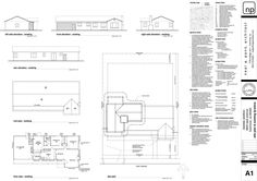 company name, address, phone number, logo(?), space for architectural stamp, website (you have one, right?), project name and location, drawn by, checked by(?), date drawn and/or issued, scale(?), sheet number, how many sheets in the set(?) and space for listing revisions are a given. Right? What about including a QR code or a no smoking sign? (Thanks to Nicholas Renardfor that one.) What data or information should it include?
