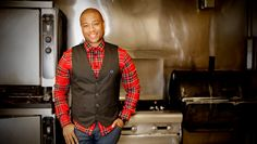 Cooking with Charles Mattocks guest on The Talk show 6-5-13