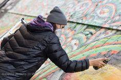 Graffiti Artist.