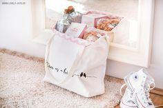 DIY: Shopping Bag & Smartphone Case nähen! Sewing Tutorial / Näh Anleitung  ❤ on: www.lovely-joys.de
