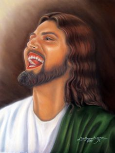 """Laughing Jesus Pictures Free 