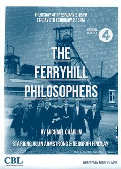 The Ferryhill Philosophers by Michael Chaplin