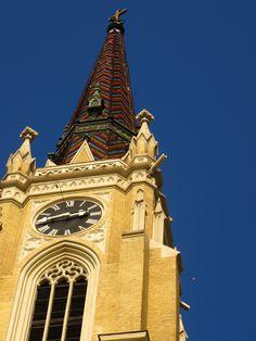 Igreja e cores