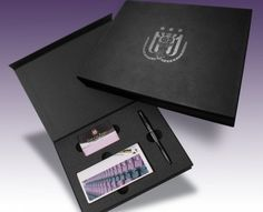 RSC Anderlecht Hospitality Ticket Presentation Box - a creative packaging solution produced by Cedar Total Spectrum