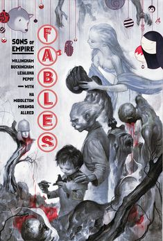FABLES VOL. 9: SONS OF EMPIRE TP
