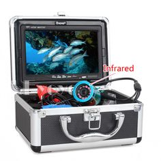 Cheap fishing underwater, Buy Quality fishing camera 7 directly from China eyoyo Suppliers: Eyoyo Original Professional Fish Finder Underwater Fishing Video Camera Color HD Monitor HD CAM Lights ON/OFF Cam Lights, Underwater Fishing Camera, Tackle Shop, Fishing Videos, Fishing Tips, Wireless Camera, Fish Finder, Cool Things To Buy, The Originals