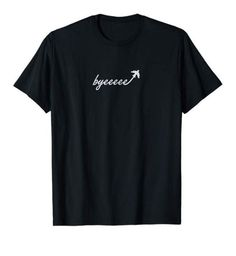 Travel T-Shirt perfect for an introvert on a flight. Say byeeeee to your home and hellooooo to vacation!