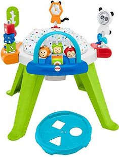 Fisher-Price 3-in-1 Spin & Sort Activity Center is a favorite toy that our 1 year old loves. This would make a great gift, It's super popular and something he really loves.