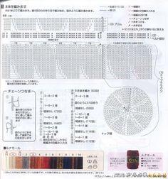 Crochê Tricô: Boina com Viseira em Crochê