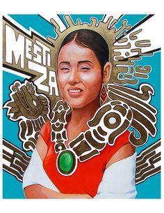 Mestiza by Ricardo Gonzalez