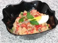 Salata de cod cu legume Foods, Food Food