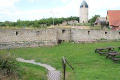 Schloss Neuenburg - Zwingerhof #freyburg #ausflug #momentaufnahme