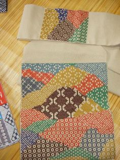 Kogin Embroidery... Must learn to do this!