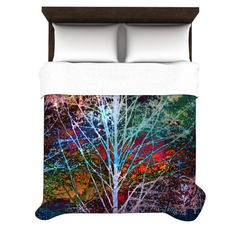 Found it at Wayfair - Trees in the Night Bedding Collection