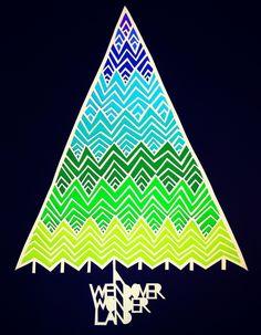 A Wendover Wonderland paper cut.