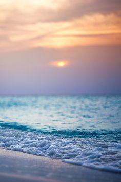 A gentle blue Wave ~ By Achilles Shan