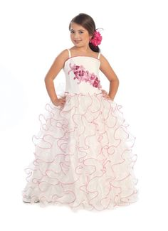 Winter formal collection perfect for your little princess beautiful