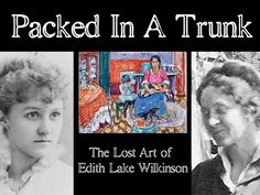 In 1925 Artist Edith Lake Wilkinson was committed to an asylum. Her art was packed away and she was never heard from again...until now.