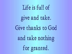 Give thanks in everything, for this is God's will for you in Christ Jesus. 1 Thessalonians 5:18 HCSB