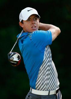 Rory Mcilroy 2014 BMW PGA Championship  