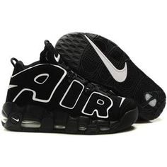 reputable site e0e3b 38dd2 Nike Air More Uptempo Scottie Pippen Shoes Black Sport Scottie Pippen, Nike  Shoes, Shoes