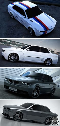 BMW E30 master piece...hope they make this... - more amazing cars here: http://themotolovers.com