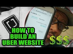 Learn how to make an Uber website to increase your referrals and income. Make more money with Uber without driving as much.