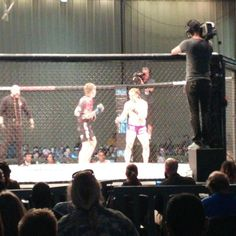 First fight #invictafc17 #invictafc #mma