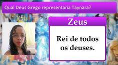 Zeus te representaria, Taynara!
