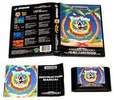 Sega Mega Drive Spiel Tiny Toon Adventures in OVP