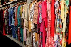 If you love vintage clothing stores don't miss Ás de Espadas in Lisbon.