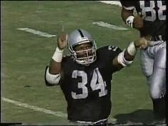 Bo Jackson The Autumn Wind is a Raider (+playlist)