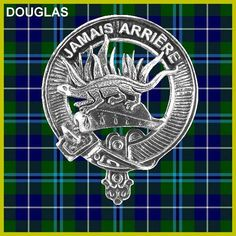 Your proud Scottish Clan heritage can be displayed by wearing this large…