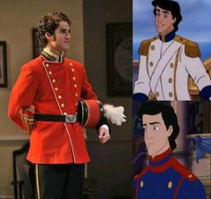 Darren the Disney Prince!