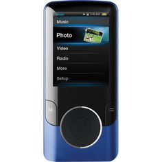 Coby MP707 MP3 Player (Blue)...     $28.59