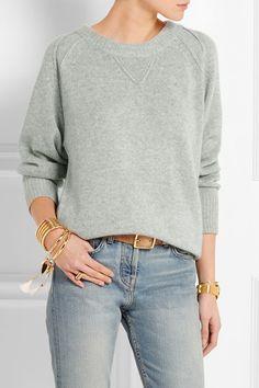 Chloé   Cashmere sweater   NET-A-PORTER.COM