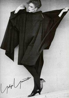 Yohji Yamamoto, Fall/Winter 1981
