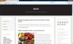 nordmarketing WIKI - Webdesign Hamburg ...