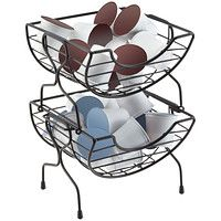 Single Serve Coffee Baskets | The Container Store $19.99