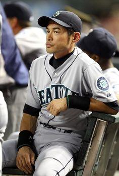 TRADED - now a Yankee; Ichiro