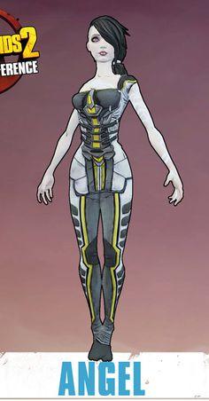 borderlands angel cosplay - Google Search