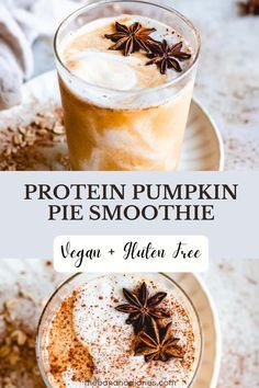 Pumpkin Pie Smoothie, Vegan Pumpkin Pie, Healthy Pumpkin, Pumpkin Pumpkin, Pumpkin Cookies, Canned Pumpkin, Pumpkin Bread, Chip Cookies, Pumpkin Carving