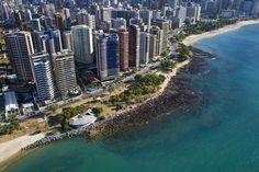 Como ir do aeroporto ao centro de Fortaleza