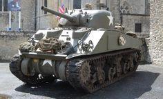 Sherman......Tank!