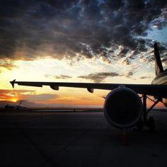 #allegiant #sunset #photography