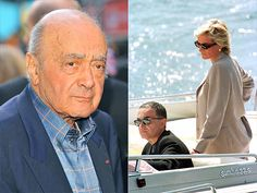 MOHAMED AL FAYED photo | Dodi Al Fayed, Princess Diana